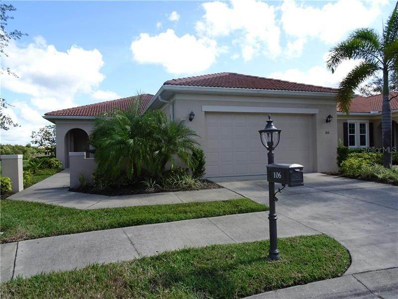 Single Family Homes en 106 LERIDA COURT North Venice, Florida 34275 Estados Unidos