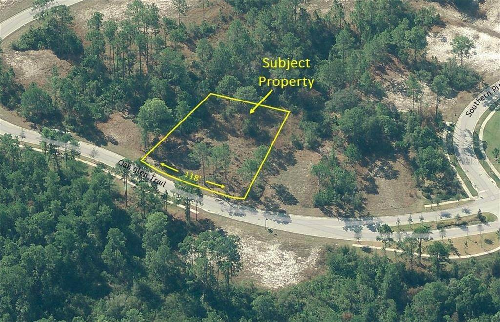 Land for Sale at 7134 OAK GLEN TRAIL Harmony, Florida 34773 United States