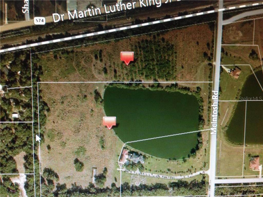Land for Sale at MCINTOSH ROAD Dover, Florida 33527 United States