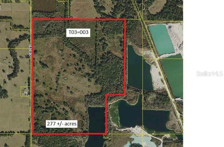 Land for Sale at CR. 707 Webster, Florida 33597 United States