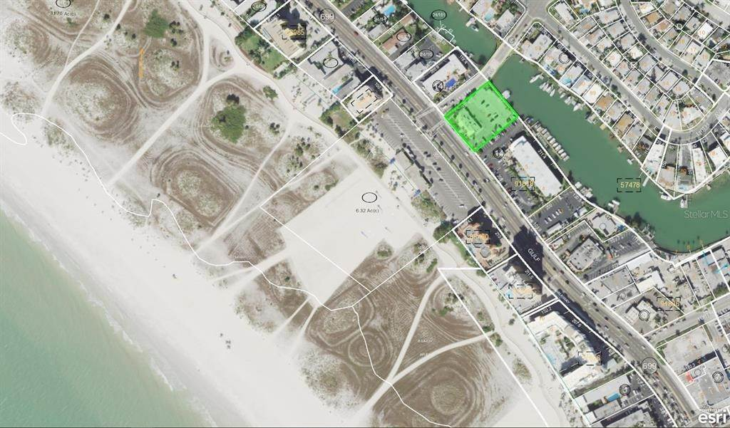 Commercial for Sale at 11165 GULF BOULEVARD Treasure Island, Florida 33706 United States