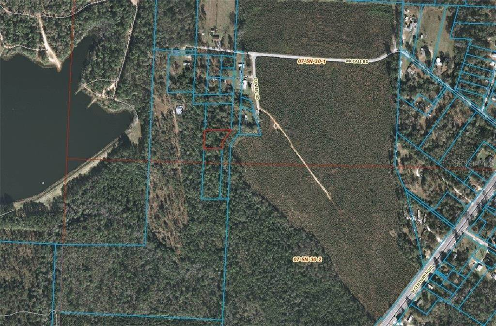 Land for Sale at END OF CUMBIE Road Century, Florida 32535 United States