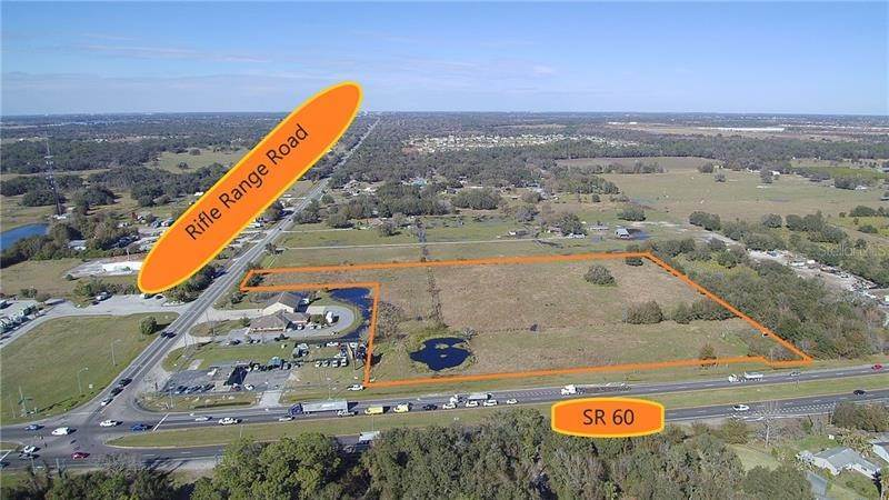 Land for Sale at RIFLE RANGE ROAD Bartow, Florida 33830 United States