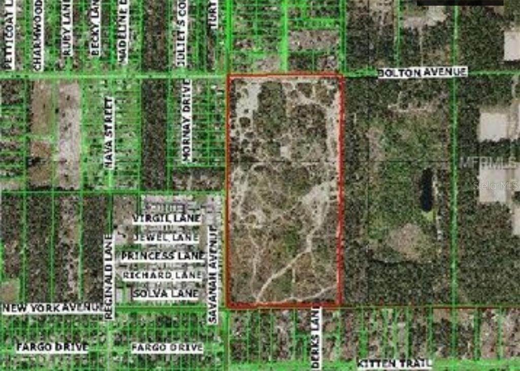 Land for Sale at 10045 NEW YORK AVE AVENUE Hudson, Florida 34667 United States