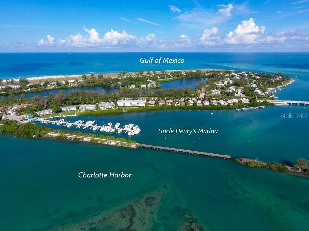 Residential for Sale at 5820 GASPARILLA ROAD Slip 35 Boca Grande, Florida 33921 United States