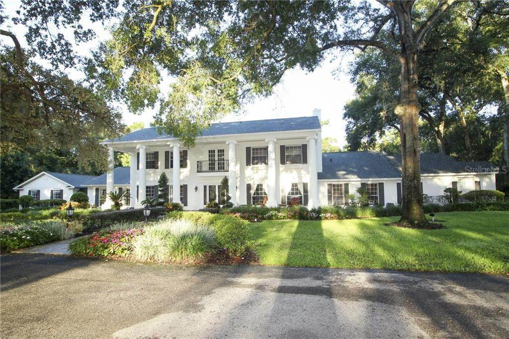 Single Family Homes for Sale at 500 SWEETWATER CLUB BOULEVARD Longwood, Florida 32779 United States