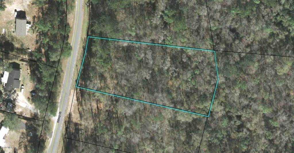 Land for Sale at 5291 CHICORY CIRCLE Middleburg, Florida 32068 United States