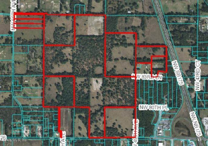 Land for Sale at W 326 HIGHWAY Ocala, Florida 34482 United States