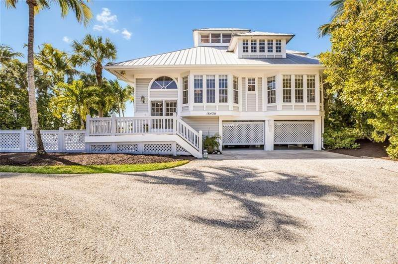 Single Family Homes for Sale at 16430 GULF SHORES DRIVE Boca Grande, Florida 33921 United States