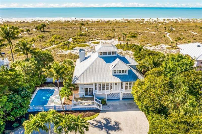 2. Single Family Homes for Sale at 16430 GULF SHORES DRIVE Boca Grande, Florida 33921 United States
