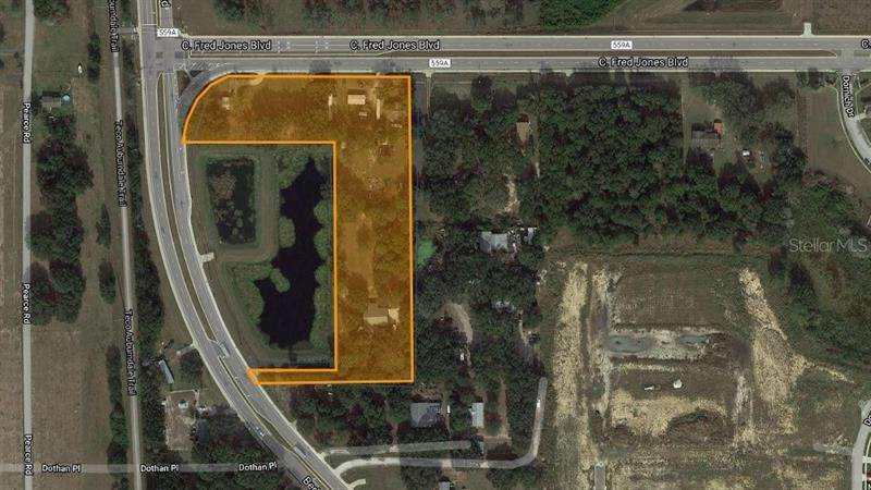 Commercial for Sale at 691 C FRED JONES BOULEVARD Auburndale, Florida 33823 United States