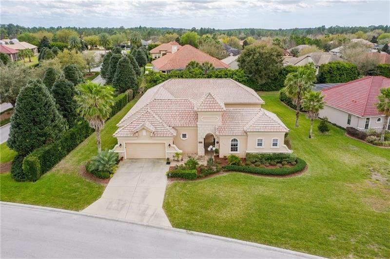 Single Family Homes for Sale at 1522 N EAGLE RIDGE PATH Hernando, Florida 34442 United States