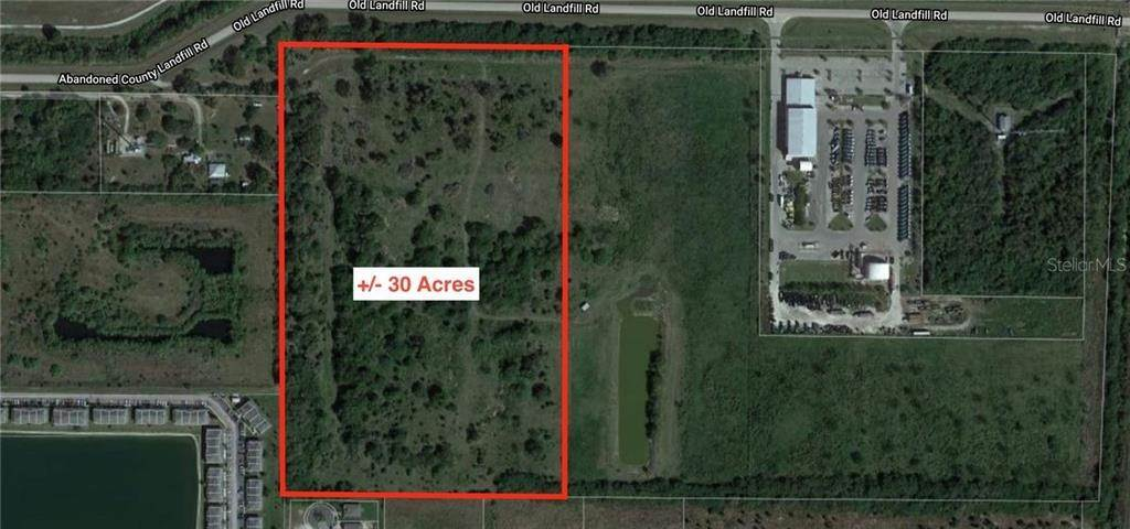 Land for Sale at 25505 OLD LANDFILL ROAD Port Charlotte, Florida 33980 United States