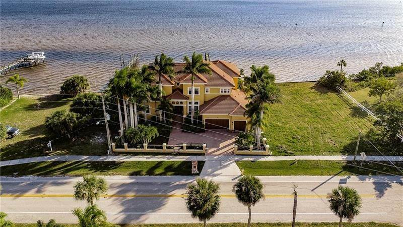 Single Family Homes for Sale at 4484 HARBOR BOULEVARD Port Charlotte, Florida 33952 United States