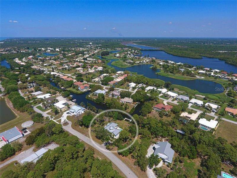 Single Family Homes for Sale at 10070 CREEKSIDE DRIVE Placida, Florida 33946 United States