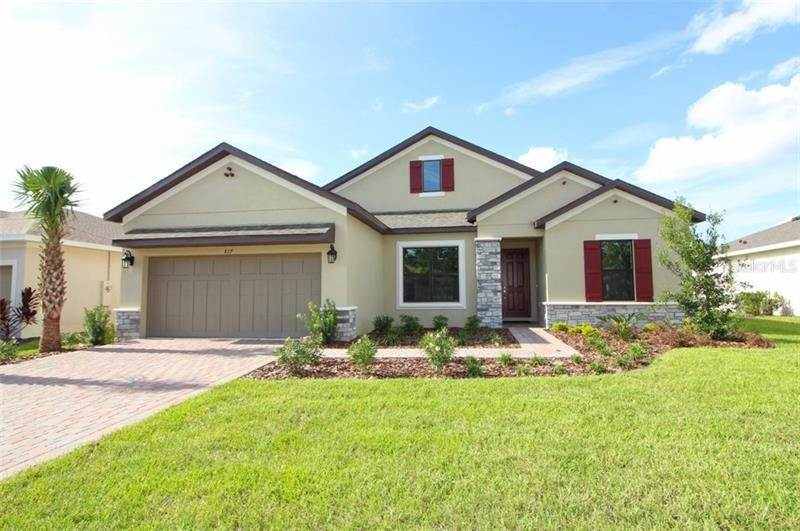 Single Family Homes for Sale at 827 JASMINE CREEK ROAD Poinciana, Florida 34759 United States