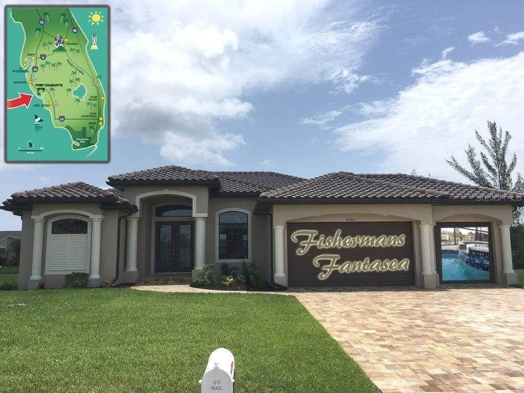 Single Family Homes en 8360 ANTWERP CIRCLE Port Charlotte, Florida 33981 Estados Unidos