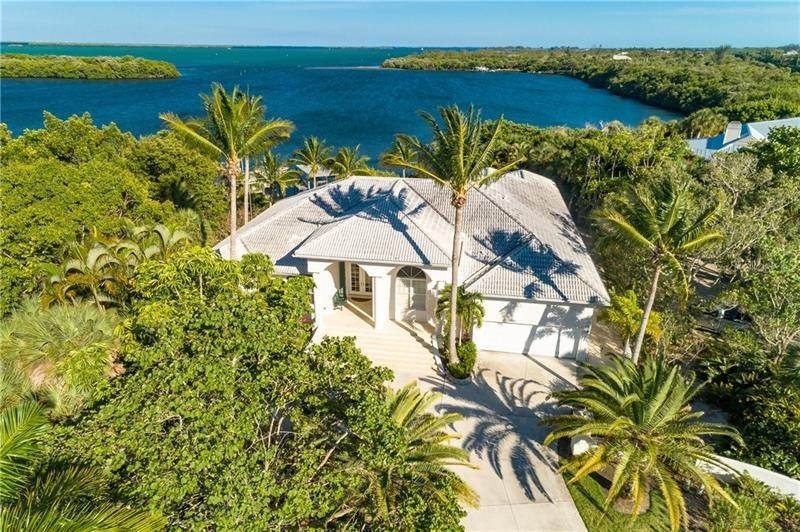 Single Family Homes for Sale at 28 GROUPER HOLE DRIVE Boca Grande, Florida 33921 United States