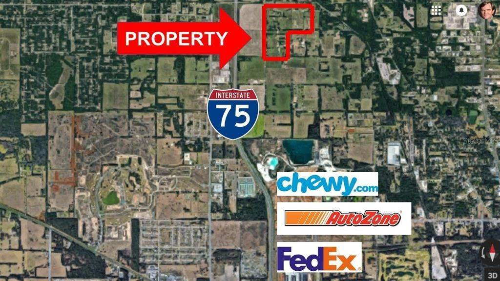 Land for Sale at 3415 NW 63RD STREET Ocala, Florida 34475 United States