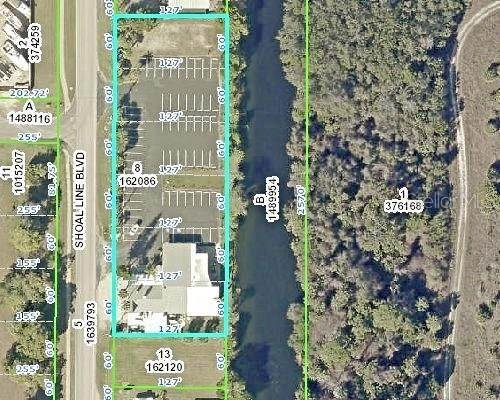 Commercial for Sale at 4054 SHOAL LINE BOULEVARD Hernando Beach, Florida 34607 United States