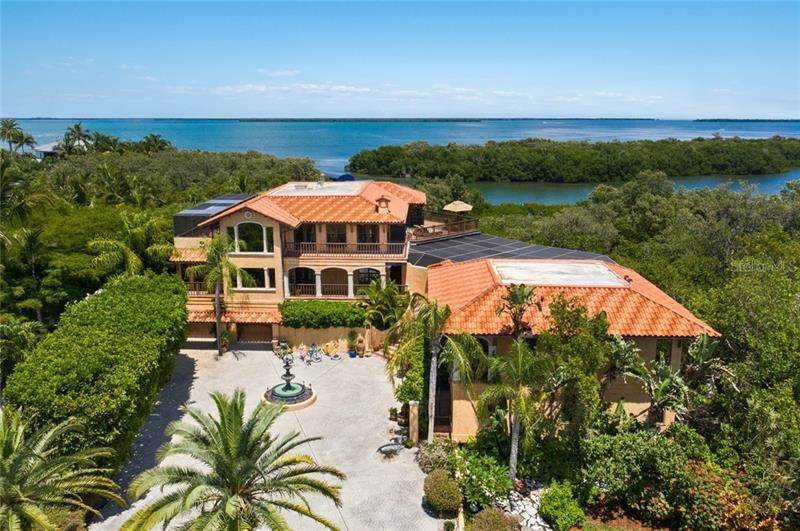 Single Family Homes for Sale at 4090 LOOMIS AVENUE Boca Grande, Florida 33921 United States