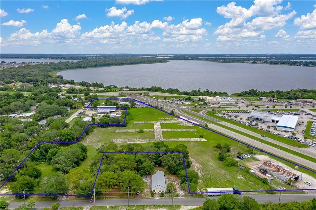 Land for Sale at US HWY 92 W Lake Alfred, Florida 33850 United States