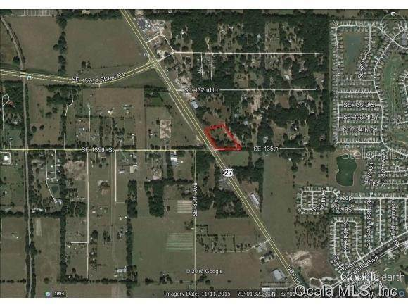 Land for Sale at HIGHWAY 441 Micanopy, Florida 32667 United States