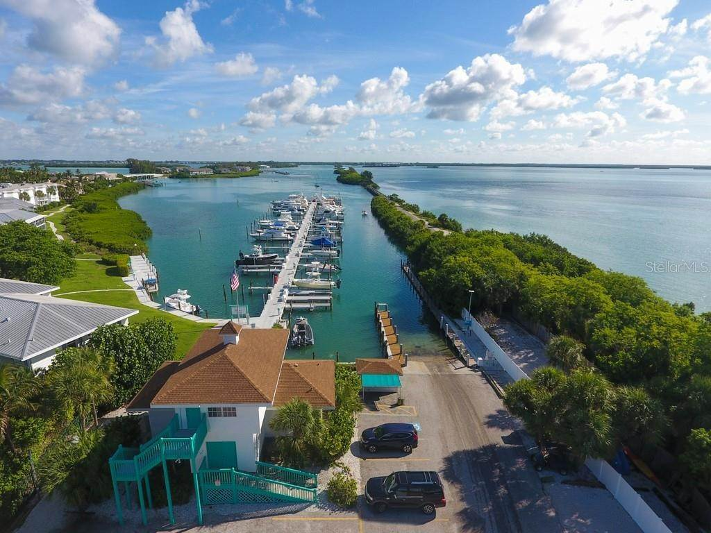 Residential for Sale at 5820 GASPARILLA ROAD Slip 45 Boca Grande, Florida 33921 United States
