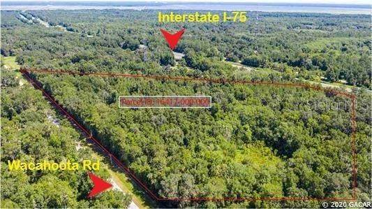 Land for Sale at 110 SE WACAHOOTA ROAD Micanopy, Florida 32667 United States