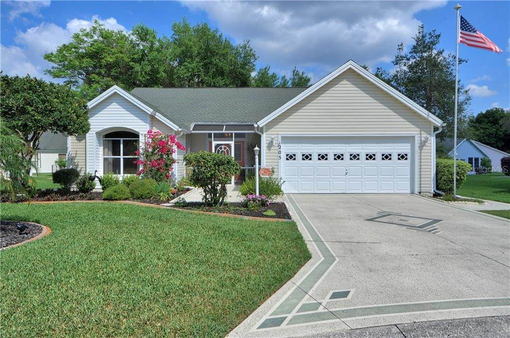 Single Family Homes at 205 DESOTA COURT Lady Lake, Florida 32159 United States