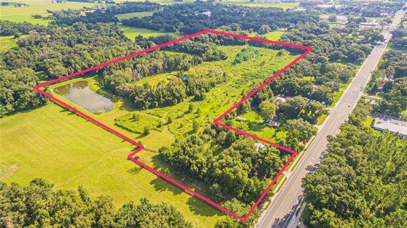 Land for Sale at 3530 E C-466 Oxford, Florida 34484 United States