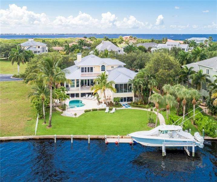 Single Family Homes for Sale at 4511 GRASSY POINT BOULEVARD Port Charlotte, Florida 33952 United States