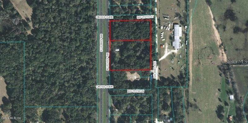 Commercial for Sale at 21285 HIGHWAY 441 N Micanopy, Florida 32667 United States