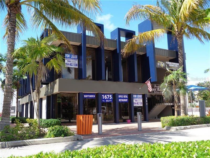 Commercial for Sale at 262 COMMERCIAL BOULEVARD A Lauderdale By The Sea, Florida 33308 United States