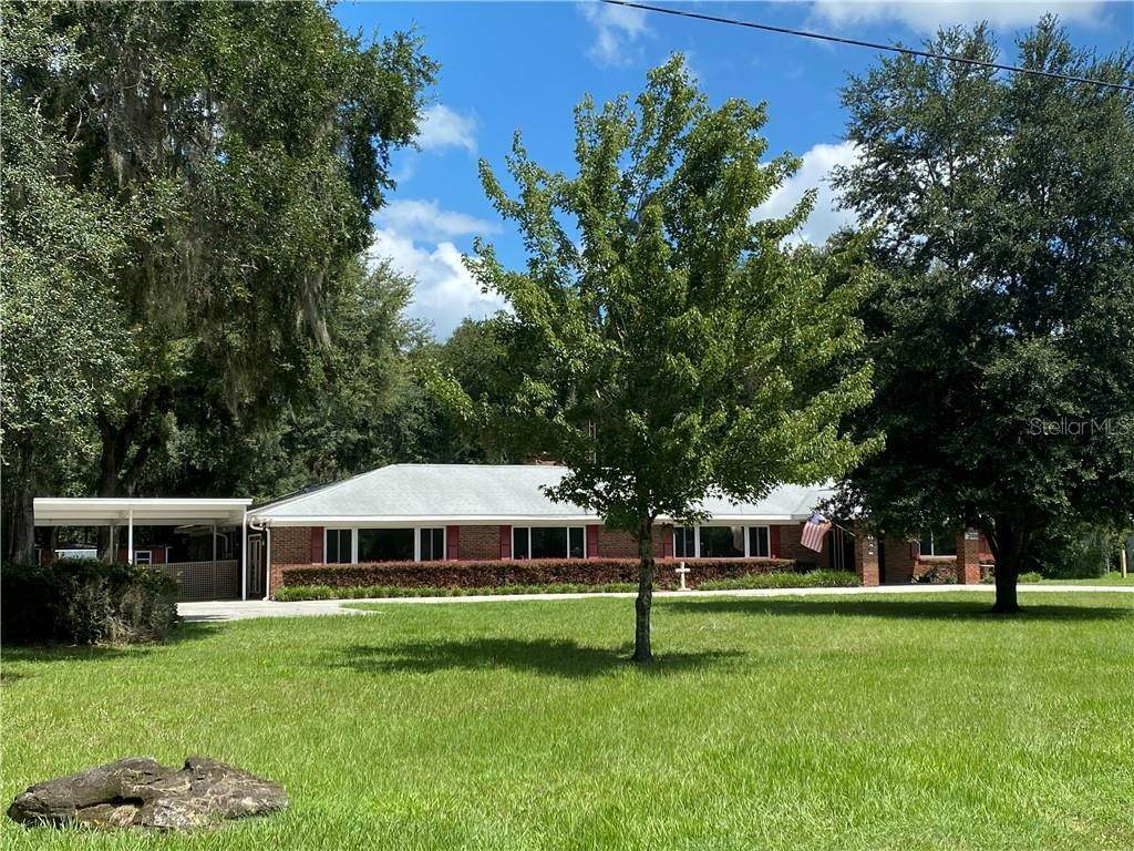 Single Family Homes for Sale at 9535 W TOM MASON DRIVE Crystal River, Florida 34428 United States