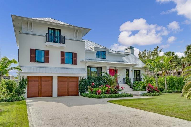 Single Family Homes for Sale at 220 WHEELER ROAD Boca Grande, Florida 33921 United States