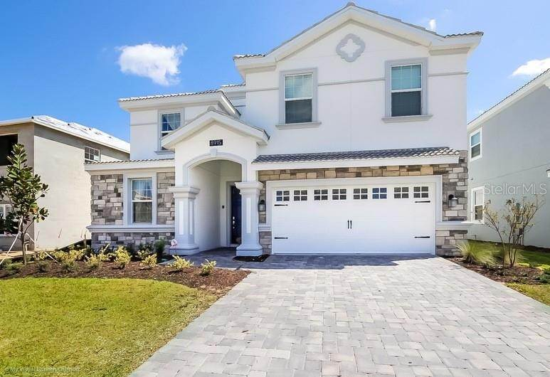 Single Family Homes for Sale at 8915 STINGER DRIVE Champions Gate, Florida 33896 United States