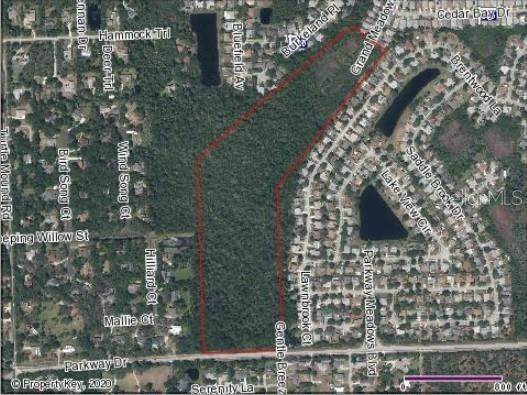 Land for Sale at PARKWAY DRIVE Melbourne, Florida 32934 United States