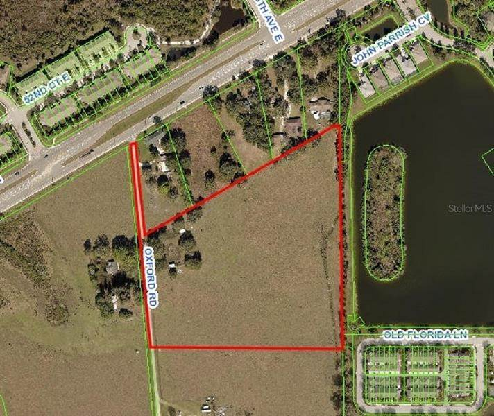 Land for Sale at 5110 OXFORD ROAD Parrish, Florida 34219 United States
