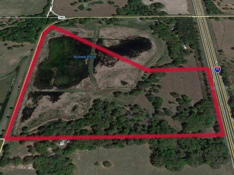 Land for Sale at CR 475 Oxford, Florida 34484 United States