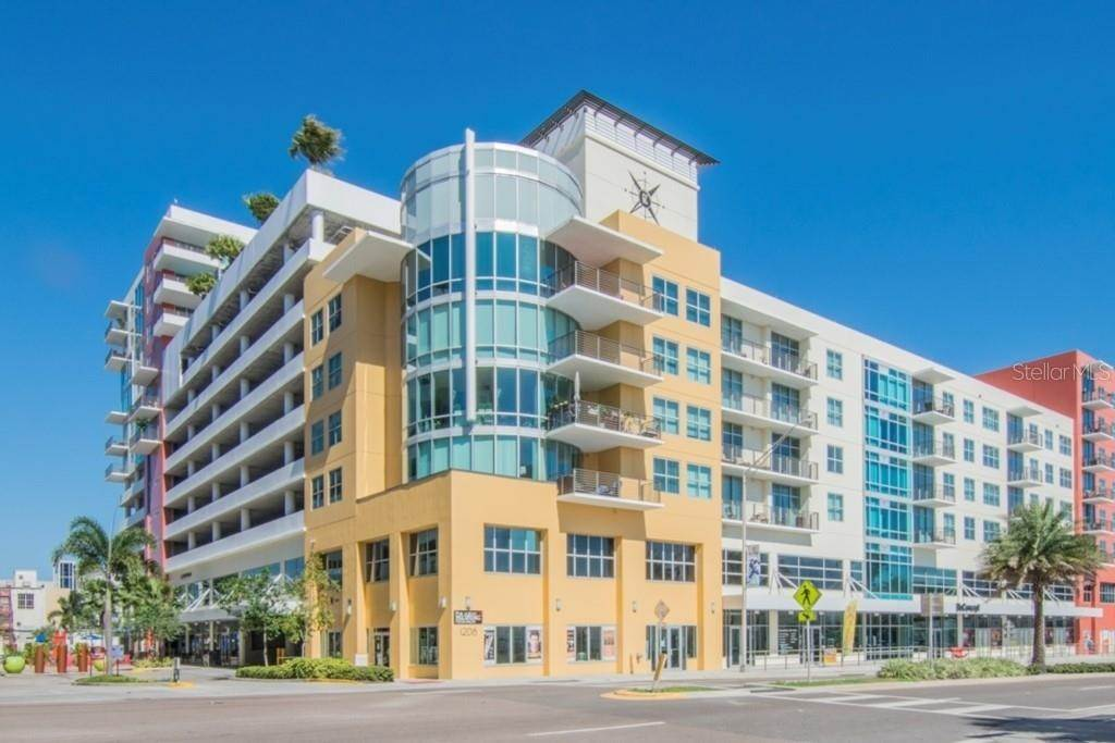 Condominiums for Sale at 1208 E KENNEDY BOULEVARD 521 Tampa, Florida 33602 United States