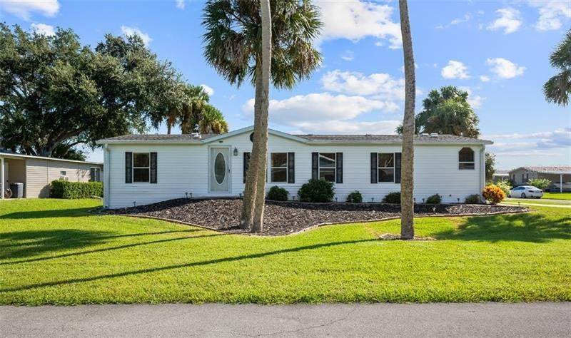 Manufactured Home for Sale at 299 NAVAJO DRIVE Oak Hill, Florida 32759 United States