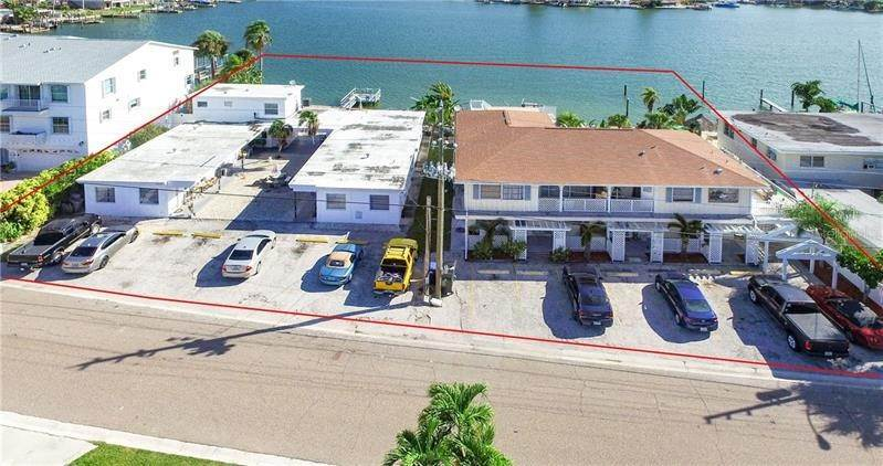 Multi-Family Homes for Sale at 14231 N BAYSHORE DRIVE Madeira Beach, Florida 33708 United States