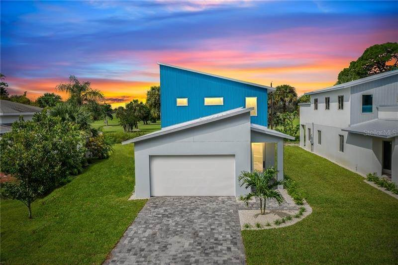 Single Family Homes for Sale at Address Not Available Melbourne, Florida 32901 United States