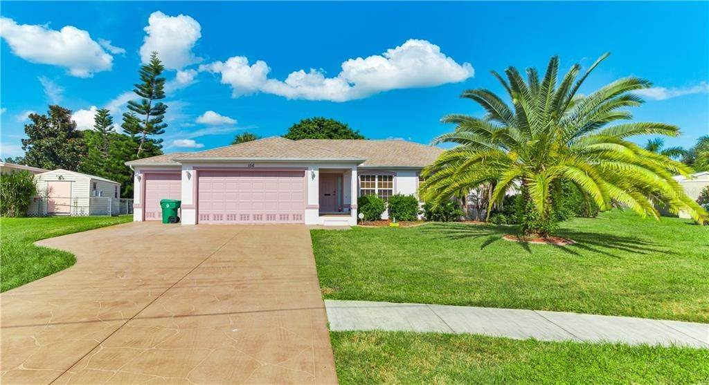Single Family Homes en 156 NW BUCKEYE AVENUE Port Charlotte, Florida 33952 Estados Unidos
