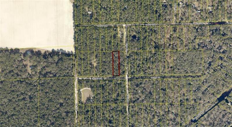 Land for Sale at 292 ND Street Branford, Florida 32008 United States