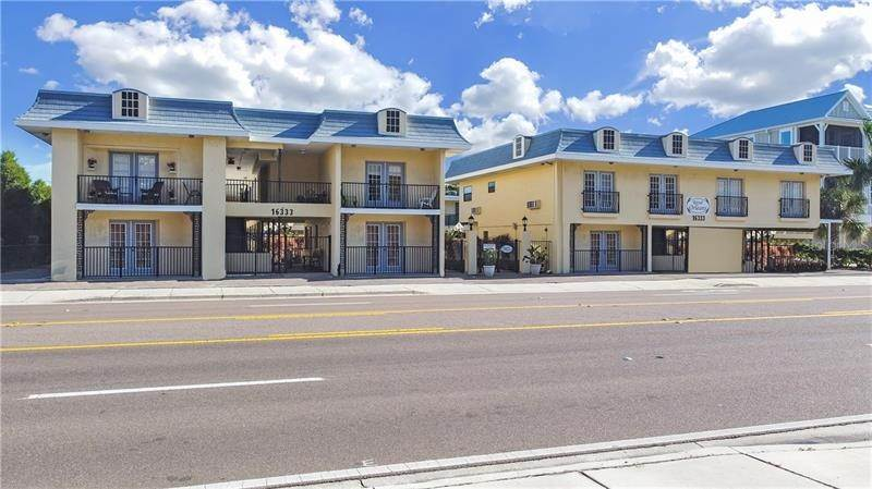 Condominiums for Sale at 16333 GULF BOULEVARD 103 Redington Beach, Florida 33708 United States
