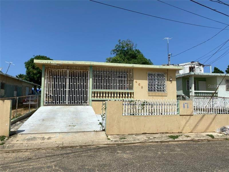 Single Family Homes for Sale at PR 473 BO. PUEBLO CALLE LAUREL Isabela, Puerto Rico 00662 Puerto Rico