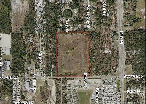 Land for Sale at 9221 NEW YORK AVENUE Hudson, Florida 34667 United States