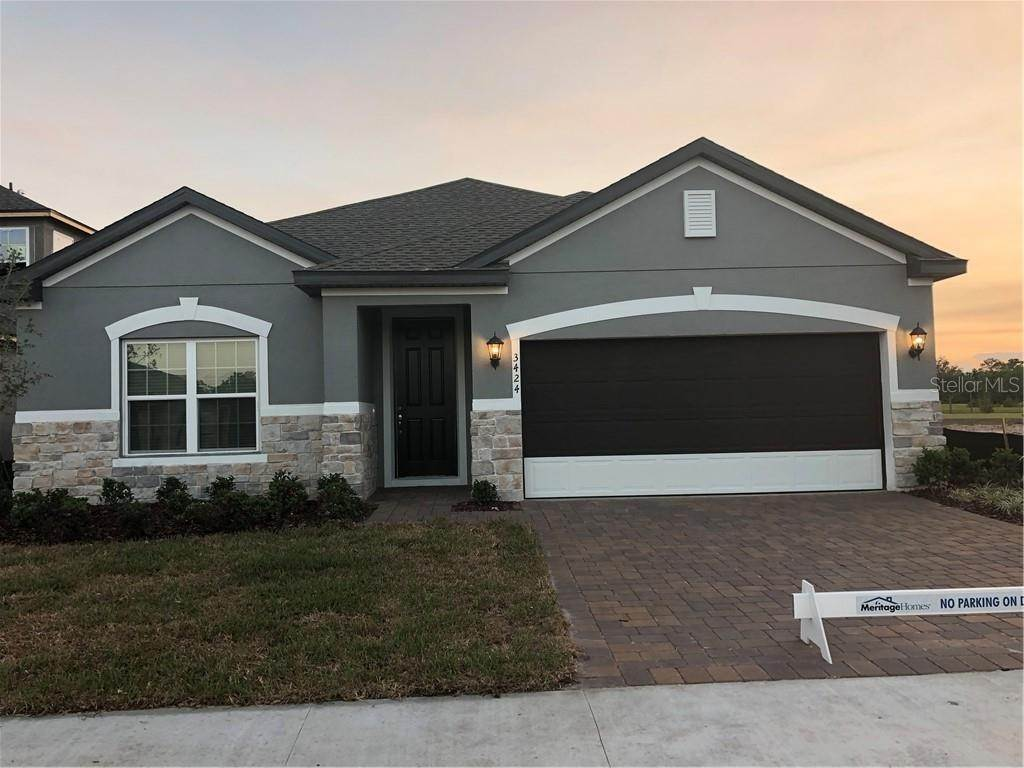 Single Family Homes for Sale at 3424 MIDDLEBROOK PLACE PLACE Harmony, Florida 34773 United States